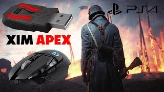 Battlefield 4 / 1 using The Xim Apex - PakVim net HD Vdieos