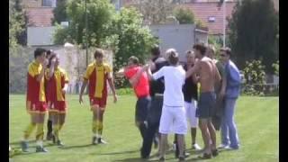 Bitka V Zápase Fc Tempo Praha - Fsc Libuš B