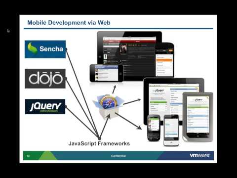 Build Your First Mobile App in the Cloud in 45 Minutes