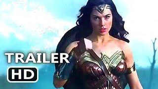 WONDERWOMAN Official International Trailer (2017) Superhero Movie HD