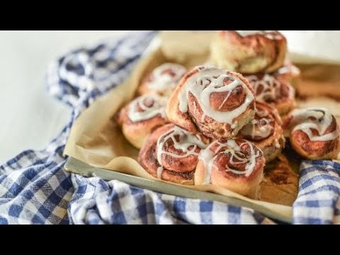How to Make Cinnabon Cinnamon Rolls at Home - Cinnabon Clone Recipe