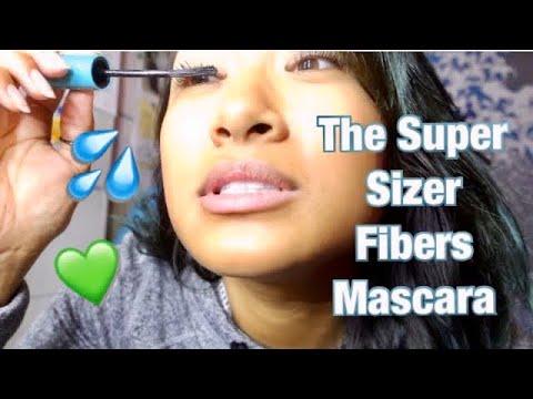 Covergirl The Super Sizer Fibers Mascara   awkwardflowers_