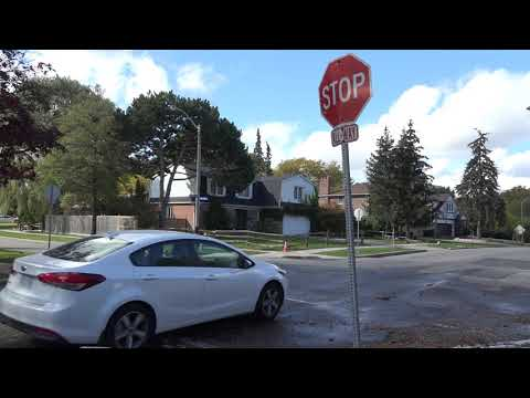 Traffic Violation | Ticket Fine? Driving through intersections | Stop Sign All Way by Étoile Tube