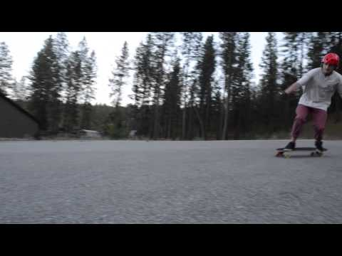 Jake McNamara - Blackdog Longboards