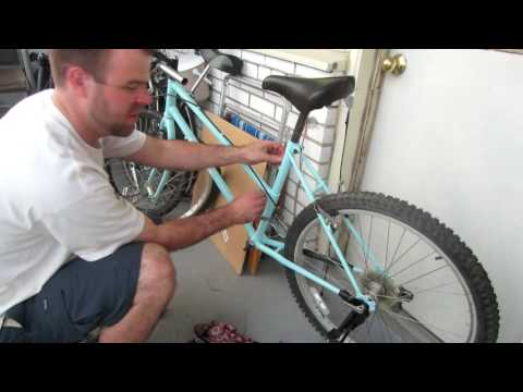 How to Assemble a Bike - Part 3 (Brake and Shifter Cables)