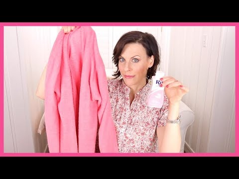 Rit Clothing Dye:  PETAL PINK!