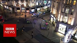 Oxford Circus Incident: Shops evacuated around Oxford Circus Tube station  - BBC News