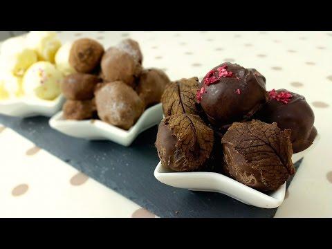 Truffles Six Ways