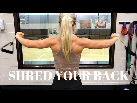 How To Create An Illusion Of A Smaller Waist | SHRED YO BACK
