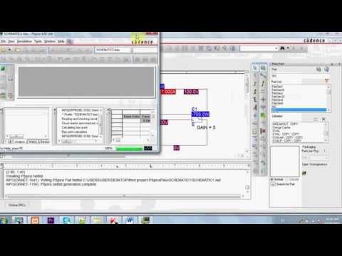 3: How to implement dependent sources in OrCAD PSpice
