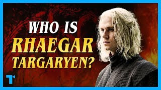 game of thrones rhaegar targaryen character study