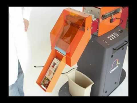 STICKERBOY magnet making machine