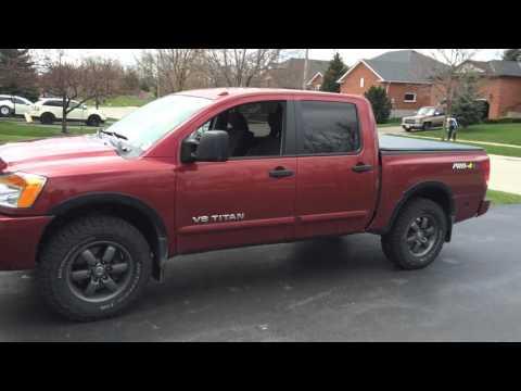 2013 Nissan Titan Rear Diff. Problem