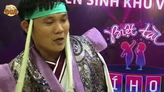 Dương Quá không về thăm Khương Dừa được vì bị cướp giữa đường