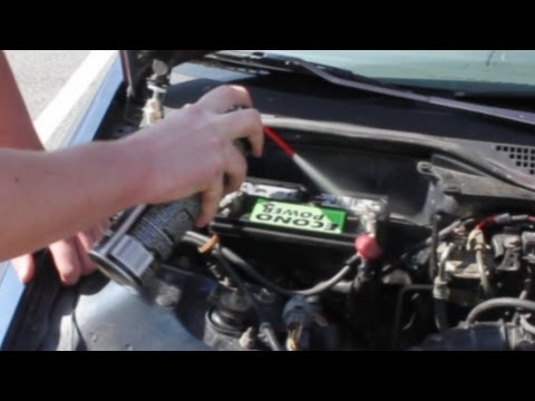 Quick tip: Battery Cleaning