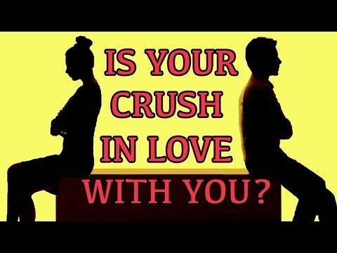 IS YOUR CRUSH IN LOVE WITH YOU? Love Personality Test 😱😱😱
