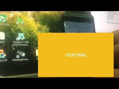 HTC Desire 650  FRP/Google account lock BYPASS TRICK EASY 100% WORKING