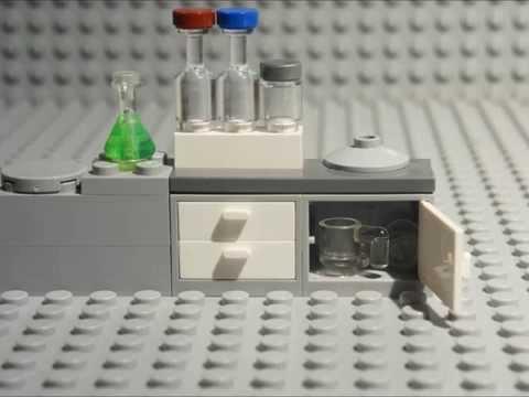Tutorial: Lego chemistry laboratory