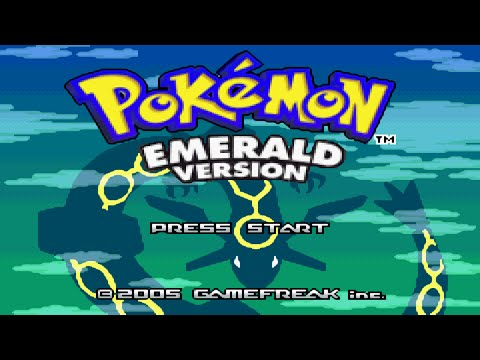 Pokemon Emerald Complete Walkthrough