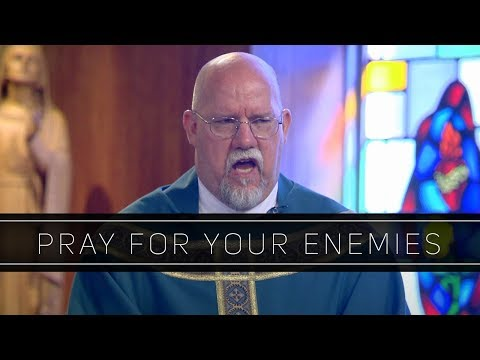 Pray for Your Enemies | Homily: Father Paul Ring