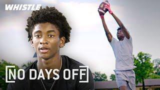 16-Year-Old LOCK DOWN Football Cornerback