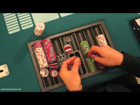 How to Deal Poker - Bank Maintenance (Part 2 of 2)