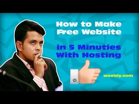 How To Make a Free Website? (Make Your Own Website Free)