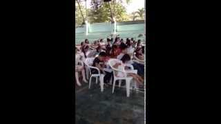 Maribojoc Children's Brass Band Practice
