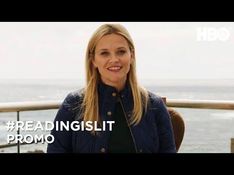 Reese Witherspoon Encourages #ReadingIsLIT | HBO x NYPL