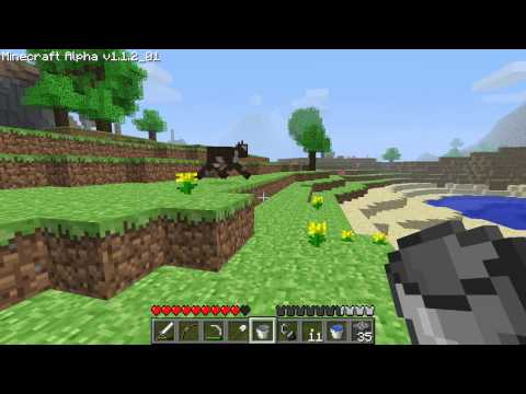 Minecraft How to Milk a Cow