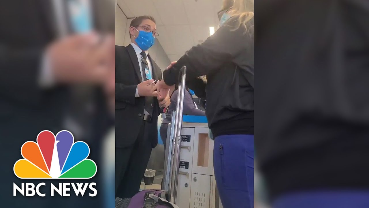 American Airlines Employee Boots Passenger From Flight