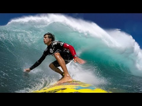 GoPro: Charging Jaws with Kai Lenny - GoPro Challenge Winner at Pe'ahi Big Wave Competition