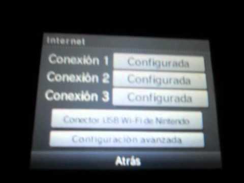 Cómo configurar la CWF de Nintendo en una Nintendo DSi