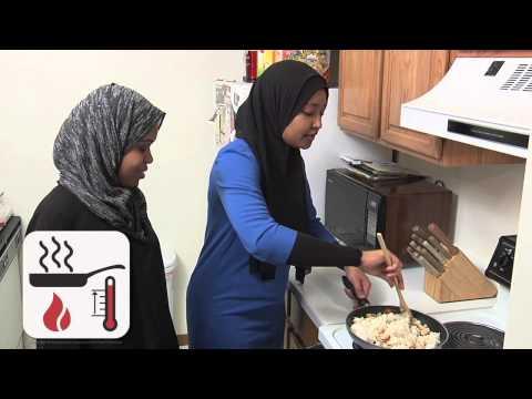 Keep Your Food Safe (Arabic version
