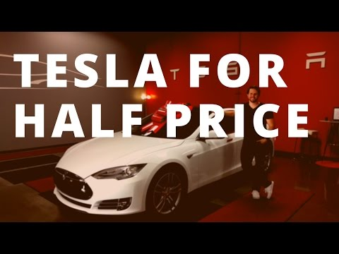 How to Get a Tesla for Half Price