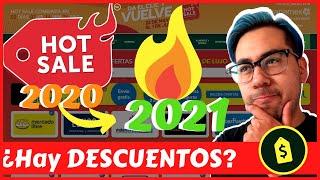 Hot Sale 2020 🔥 Lo que NADIE TE DICE | ¿Qué es el HOT SALE? De verdad hacen DESCUENTOS❓