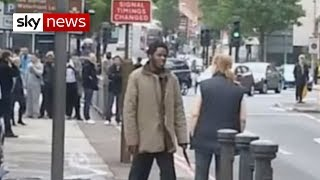 """Lee Rigby attackers """"urged passersby to film incident"""""""
