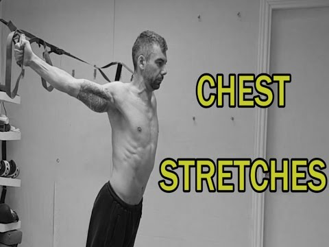 THE COMPLETE STRETCHING VIDEO GUIDE || CHEST STRETCHES
