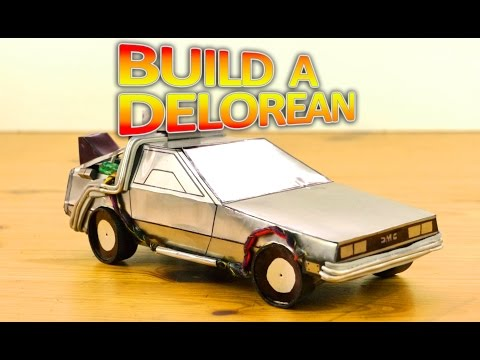 Make The Back To The Future Delorean