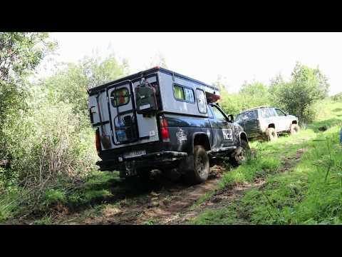 How to make your own off road camper - movado camper - slide in pickup camper