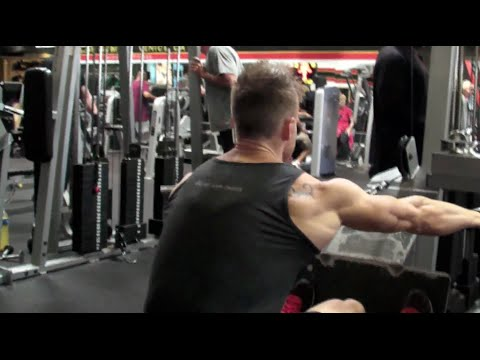 How To Build Wider Lats - Rob Riches