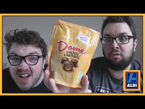 Aldi Salted Caramel Domes Review