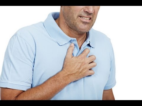 Home remedies for chest pain Angina | Chest pain