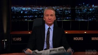 Bill Maher is Back on Inauguration Day | Real Time with Bill Maher (HBO)