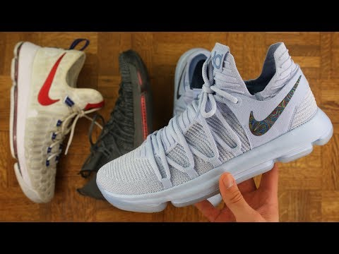 NIKE KD 10 PERFORMANCE OVERVIEW! BEST BASKETBALL SNEAKER RIGHT NOW?!?!