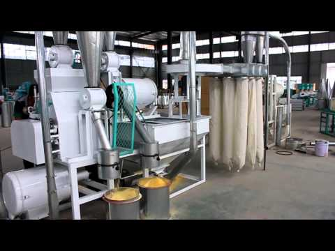 Flour Mill Project Cost, Flour Mill Price, Flour Mill Plant, Grain Mill Machine