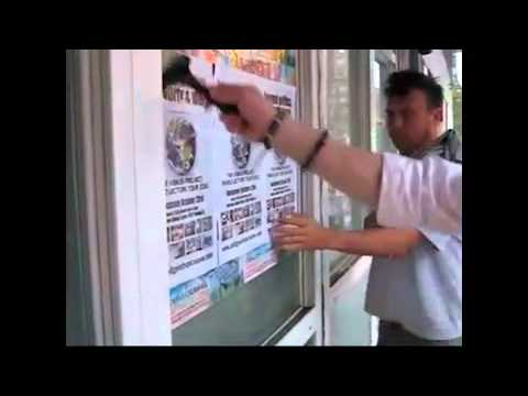 TZM Vancouver Postering & HOW TO MAKE POSTER GLUE