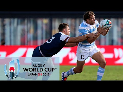 Rugby World Cup 2019 Argentina Vs USA EXTENDED HIGHLIGHTS 100919 NBC Sports