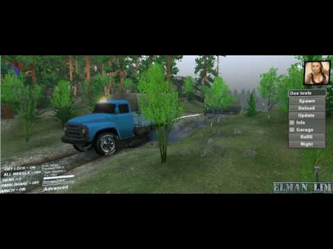 SpinTires - WinchSocket Upgraded