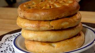 خبز باللحم باكستاني (قيمة نان) فطورنا من المطبخ الباكستاني  Keema Naan